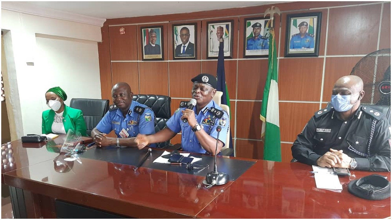 lagos state police command